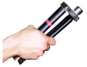 Le dynamomètre, un outil permettant le dépistage de la sarcopénie